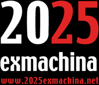 logo du serious game 2025 Exmachina