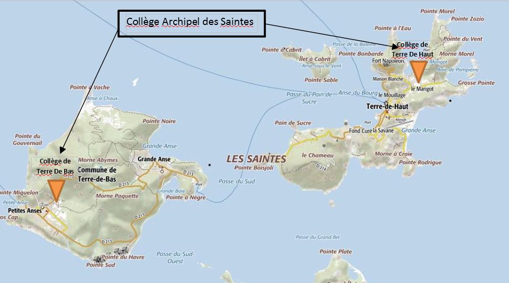 CollègeCollège Archipel des Saintes